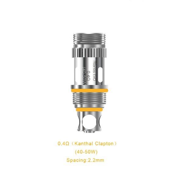 Aspire Atlantis EVO Coil 0,4 Ohm - 5er Pack
